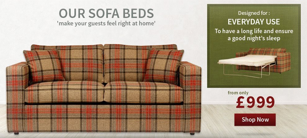 George Sofa Bed