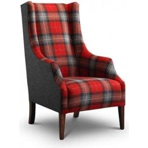 Balthasar Modern Wing Chair