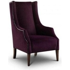 Balthasar Modern Wing Chair