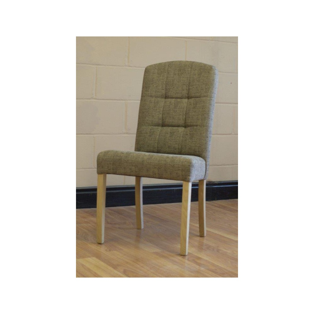Andrena By799 Barley Dining Chair Fully Upholstered Home