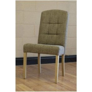 Barley Dining Chair - Fully upholstered