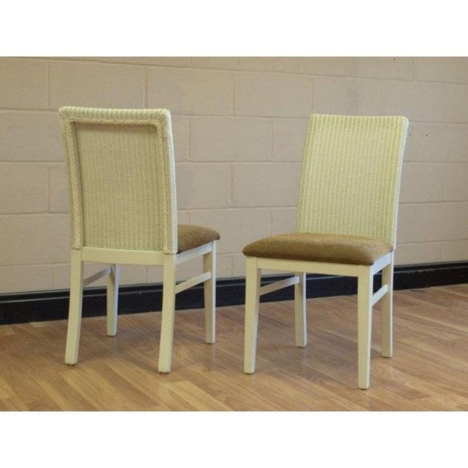 Barley Painted Dining Chair - Loom