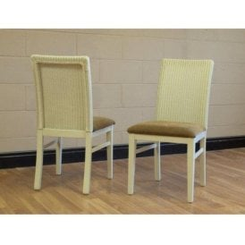 Barley Painted Dining Chair - Loom