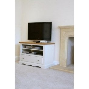 Barley Painted TV and Media Unit