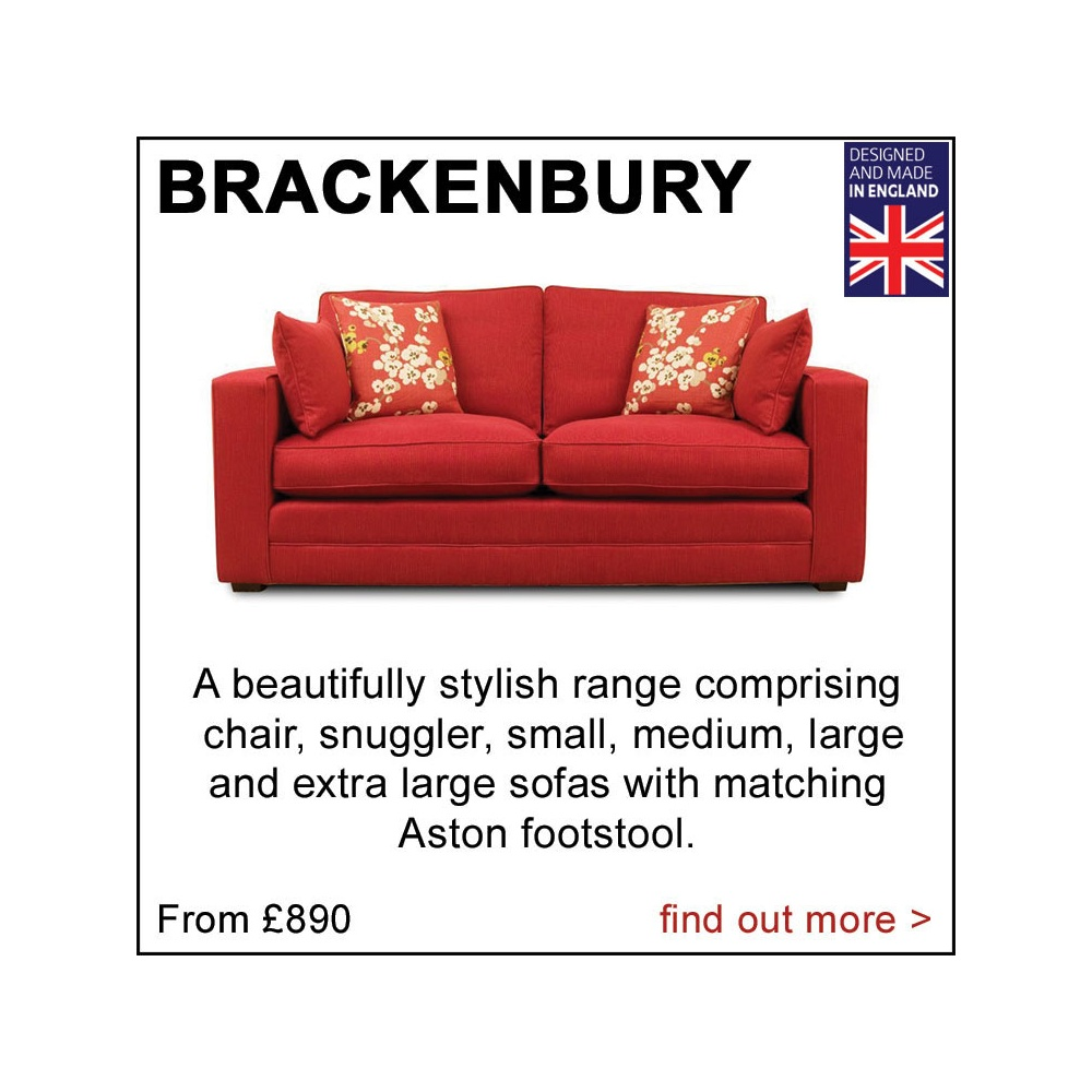 Brackenbury Medium 3 Seater Sofa Long Eaton Made At Home