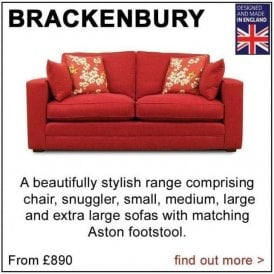 Brackenbury Medium Sofa (as shown above)