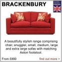 Brackenbury Sofa and Chair Range