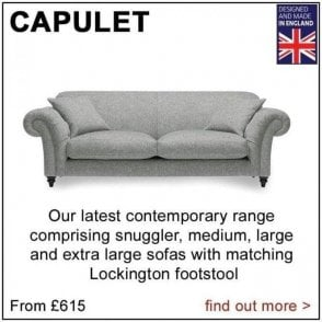 Capulet Medium Sofa (as shown above)