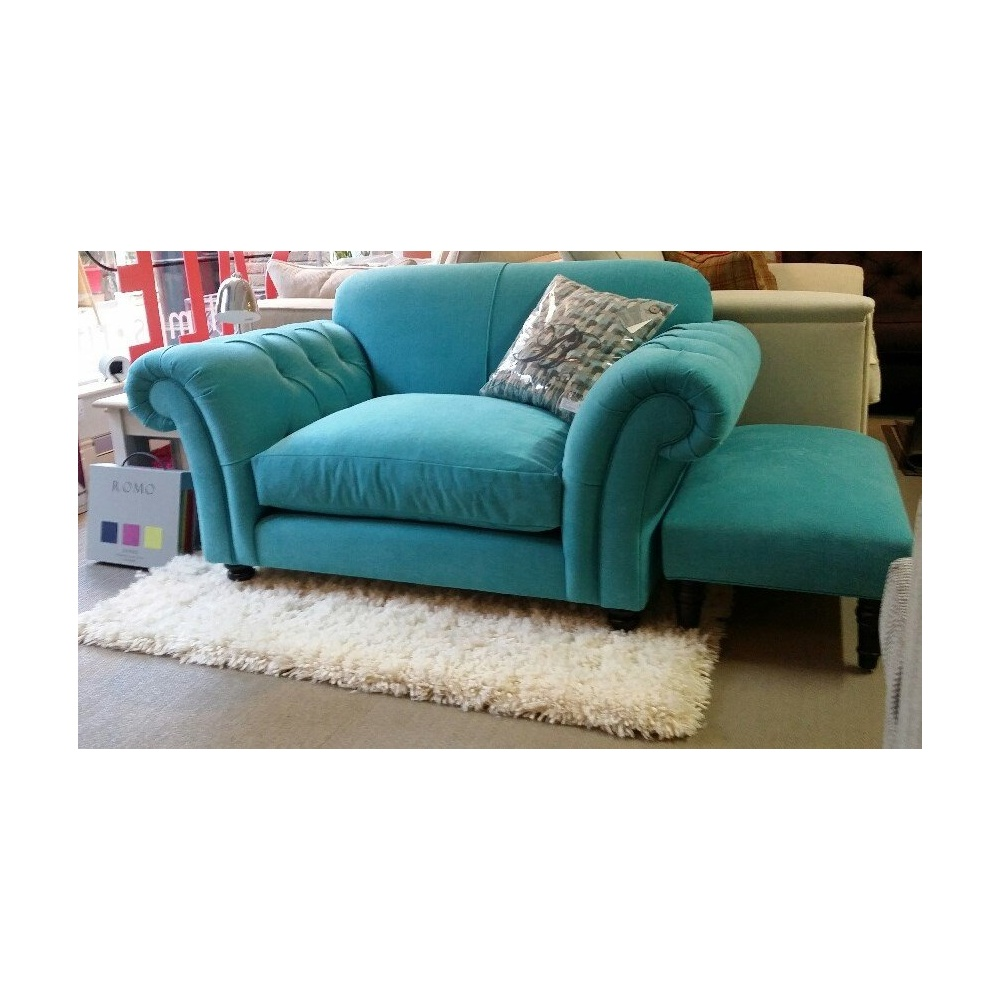 Capulet Medium 3 Seater Sofa Long Eaton Upholstery At Home