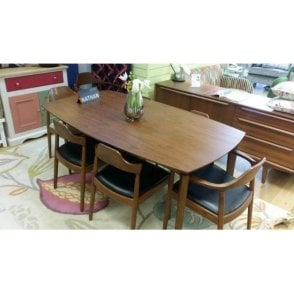 Citadel Dining Table and Six Chairs