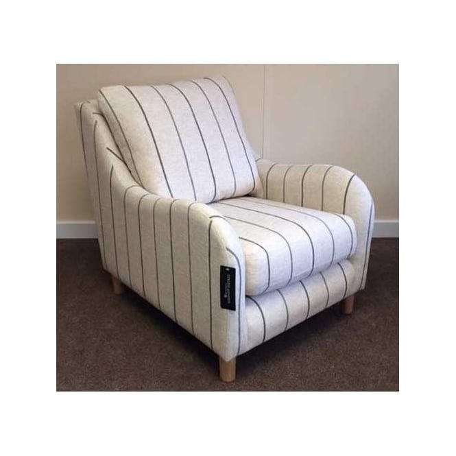 Collins and Hayes Large Wealdon Chair