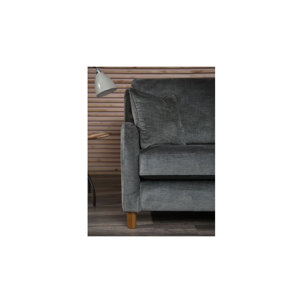 Collins And Hayes Large Wealdon Fixed Cover Sofa By Home