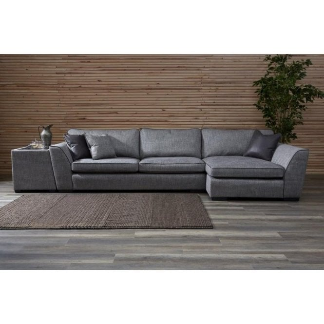 Out Of Stock Furniture: Collins And Hayes Time Out Corner Sofa With Chaise By Home