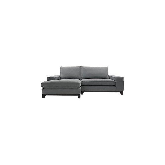 Compact Corner Sofa and Chaise by Home of the Sofa