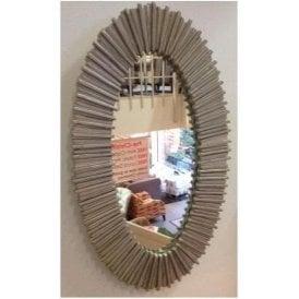 Dagny Mirror - Silver