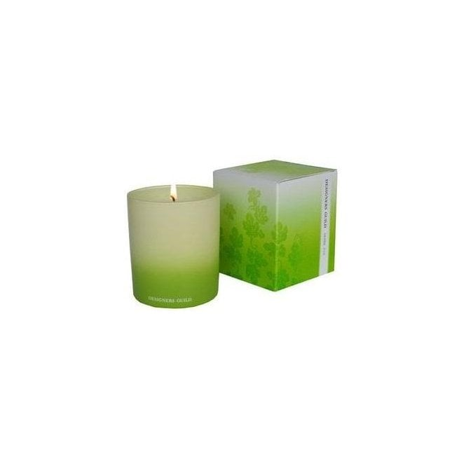Designers Guild Green Fig Candle