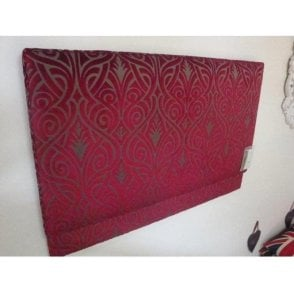 Double Upholstered Headboard