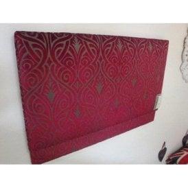 Double Upholstered Headboard