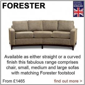 Forester Medium Sofa (as shown above)