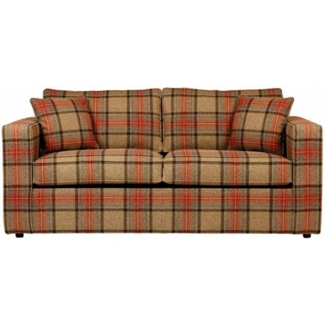 George 3 Seater Medium Double Sofa Bed