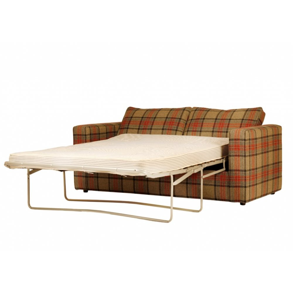 George Medium Size Sofa Bed With Two Fold Action And