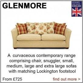 Glenmore Medium 3 Seater Sofa