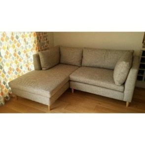Harcourt Corner Sofa and Chaise