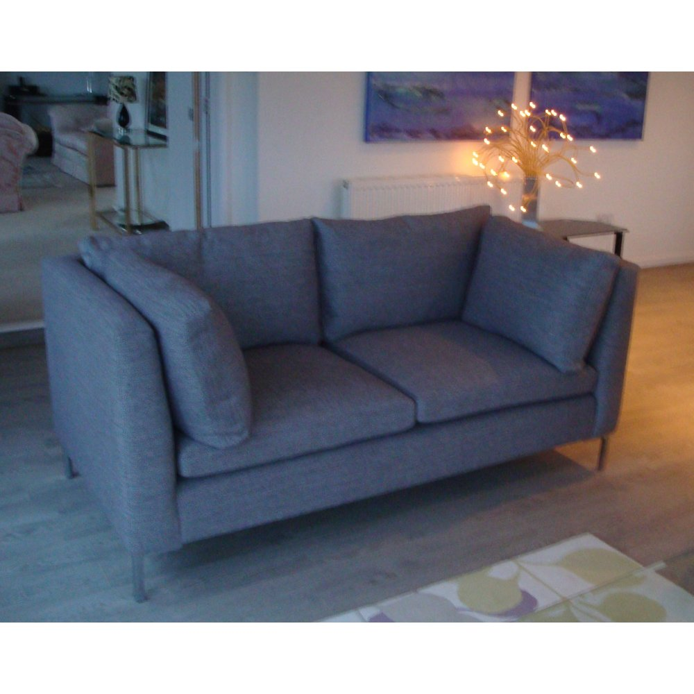 Harcourt small 2 seater sofa from home of the sofa limited uk Small 2 seater sofa