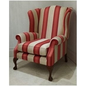Harvard Classic Wing Chair