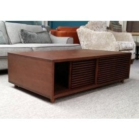 Heals Verona Type Slatted Coffee Table