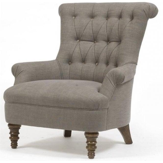 Hepburn Deep Buttoned Chair