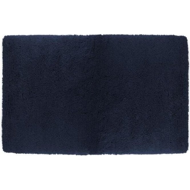 Hopper Navy Tufted Wool Rug