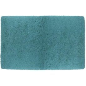 Hopper Turquoise Tufted Wool Rug
