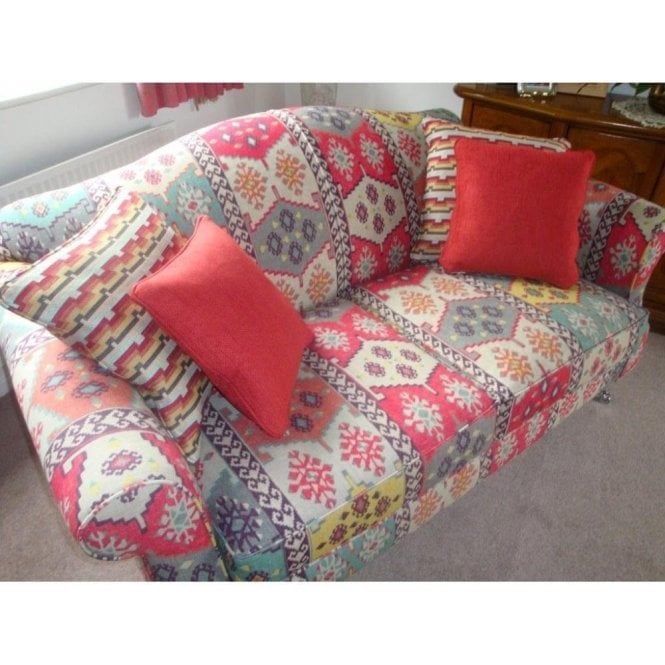 Peachy Iris Small 2 Seater Sofa From Home Of The Sofa Limited Uk Interior Design Ideas Clesiryabchikinfo