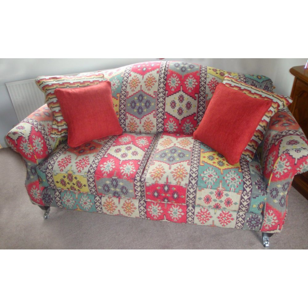 Iris Small 2 Seater Sofa From Home Of The Sofa Limited Uk