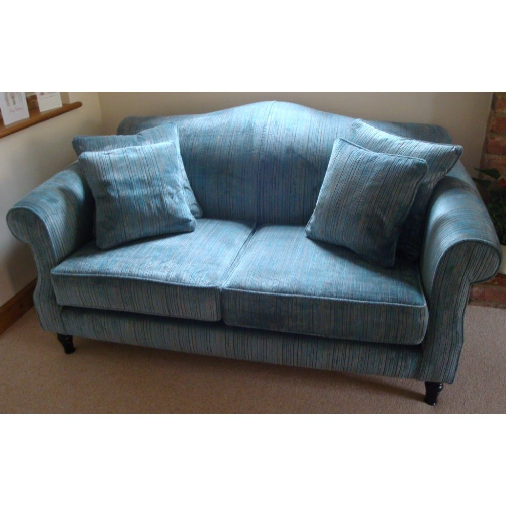 Iris small classic english 2 seater sofa by home of the sofa Small 2 seater sofa
