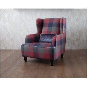 Latimer Modern Wing Chair