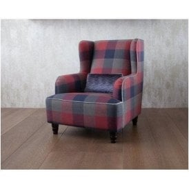 Latimer Modern Wing Chair