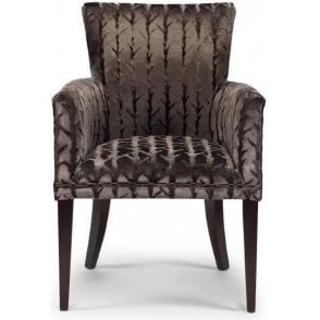 Leamington High Back Carver Dining Chair