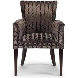 Leamington High Back Carver Dining Chair