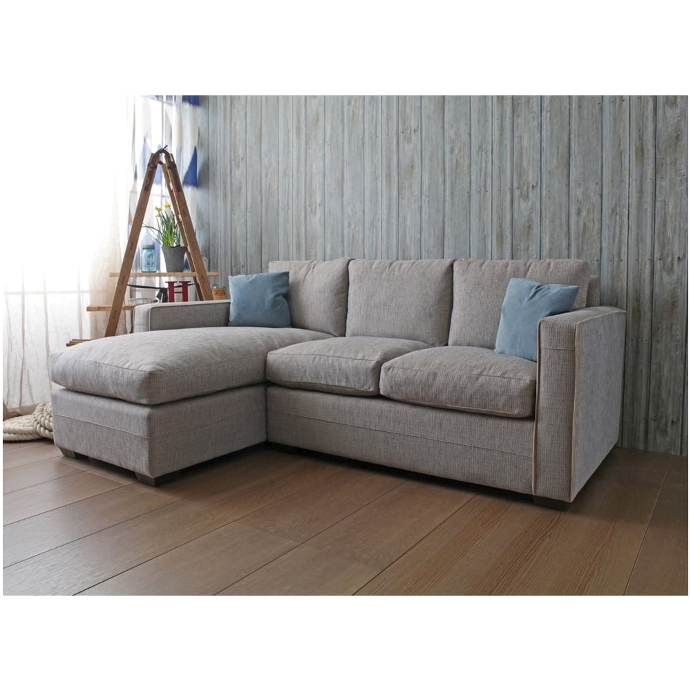 Henderson russell limehouse small sofa and chaise by home for Chaise and sofa