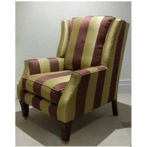 Lucia Classic Wing Chair