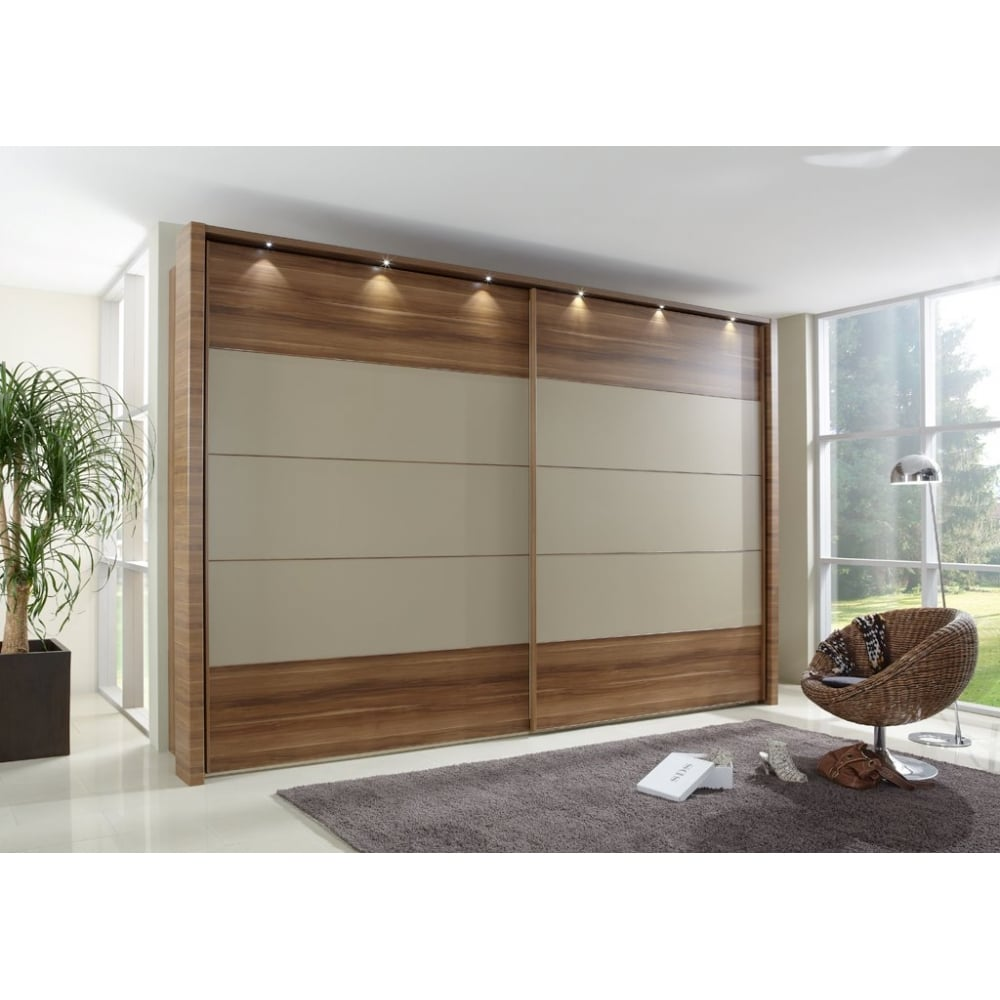 Moritz Free Standing German Sliding Door Wardrobes By Home