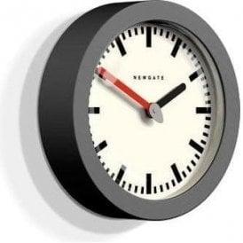 Newgate Andromeda Cave Black Wall Clock