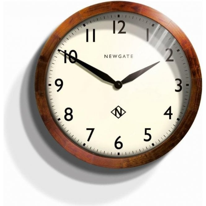 Newgate Billingsgate Arabic Dial Clock