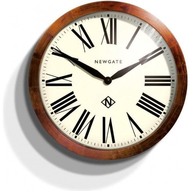 Newgate Billingsgate Roman Dial Clock