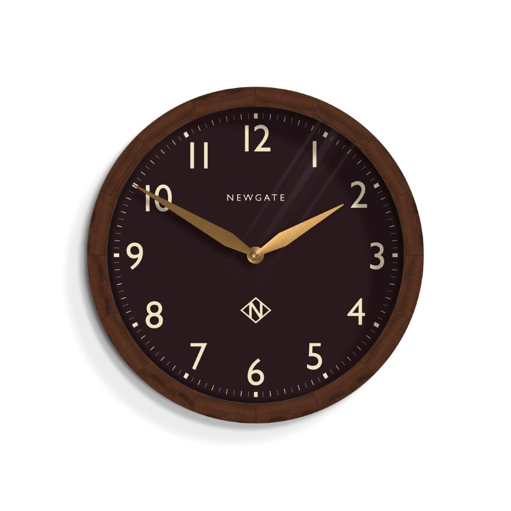 Newgate Wimbledon Reverse Dial Wall Clock By Home Of The Sofa