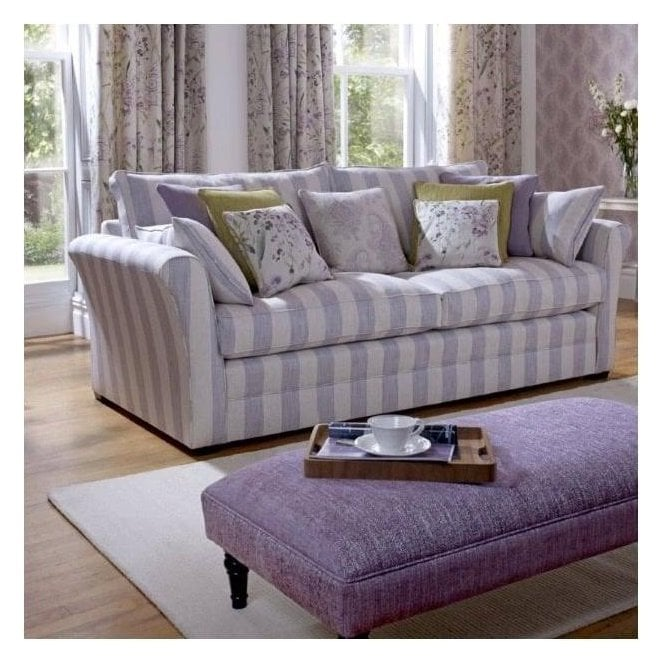 Norfolk Large 4 Seater sofa Long Eaton upholstery at Home of ...