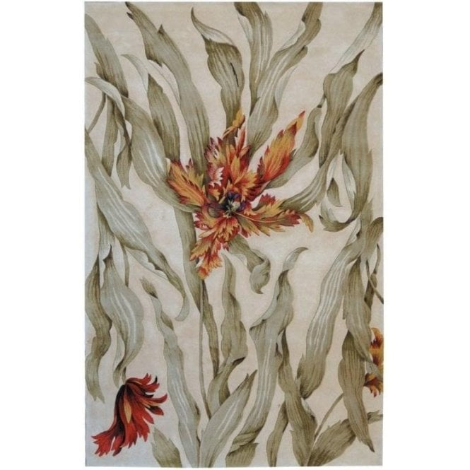 Nourison Tropics Floral Rug