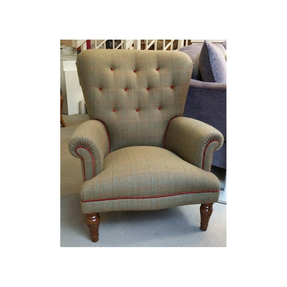 David Gundry Oakham Occasional Chair By Home Of The Sofa